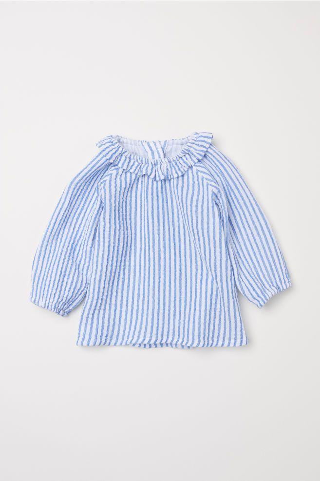 Babykleding 80.Katoenen Blouse Amelie Blouse Katoen En Babykleding