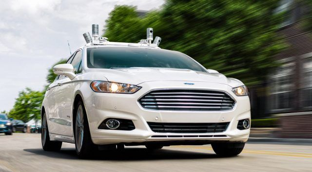 Ford will sell fully autonomous cars by 2021 with no steering wheels