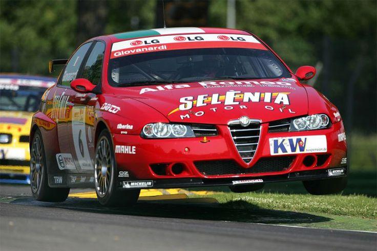 Alfa 157 race car - WTCC.  http://nirhara.com/category/wallpapers/car