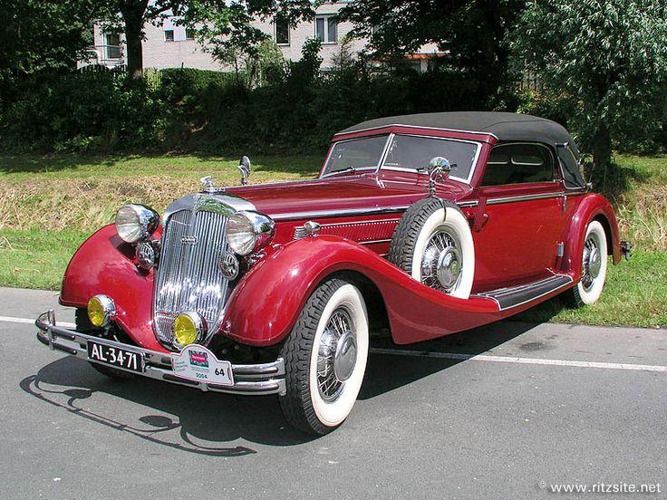 car-hire-uk.com complaints :- 1937 Horch 853 ( sport-cabriolet body ) car-rental-reviews.co.uk