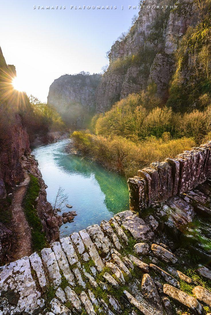 Sunrise Bliss, Epirus, Greece by Stamatis Platounaris on 500px