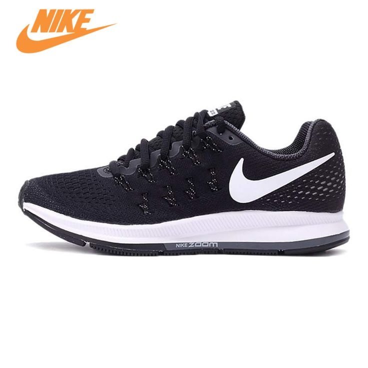 Original NIKE 2017 New Arrival Breathable AIR ZOOM PEGASUS 33 Women's Running Shoes Sneakers Trainers