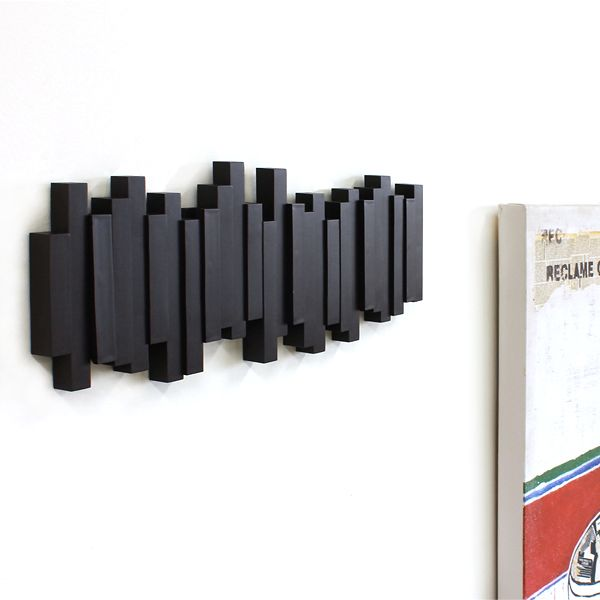 合計10,800円以上で送料無料。ハンガーラック 壁掛けハンガー コートハンガー umbra アンブラ 玄関収納ハンガーラック STICKS MULTI HOOK(スティックス マルチ フック)