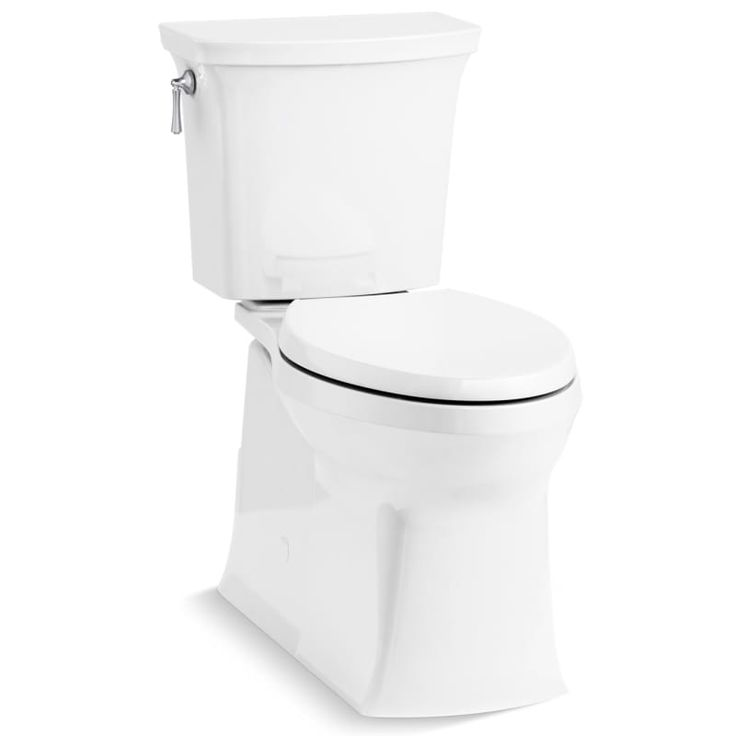 Kohler K 5310 Toilet Kohler Cimarron Upstairs Bathrooms