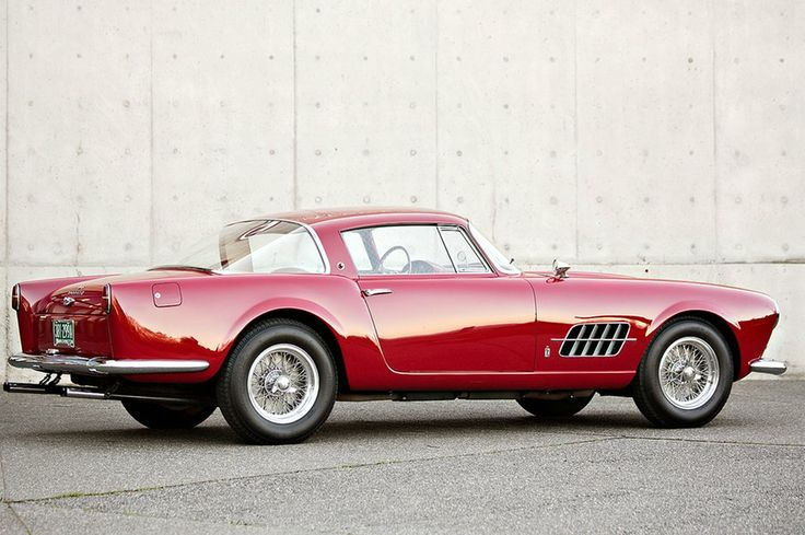 1956 Ferrari 410 Superamerica Series 1 Coupé