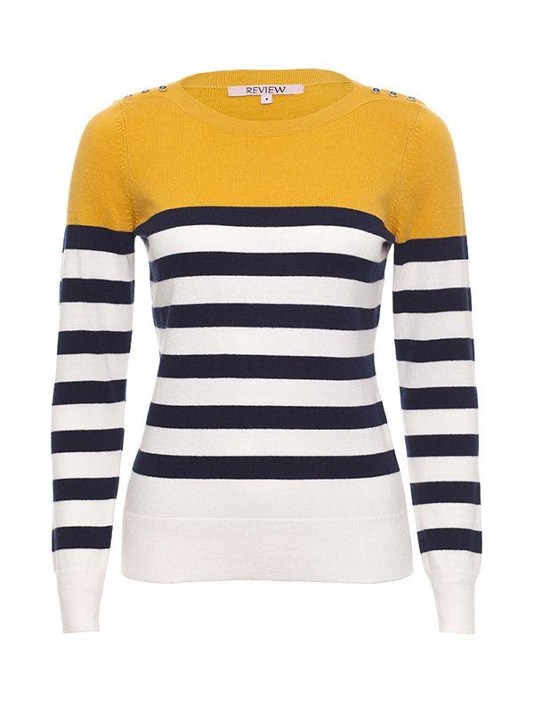 Imelda Jumper | Knitwear | Review Australia