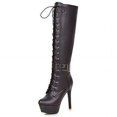 Women's Heels Spring / Western Boots / Snow Boots / Riding Boots / Fashion Boots / Motorcycle 5263737 2017 – $33.24
