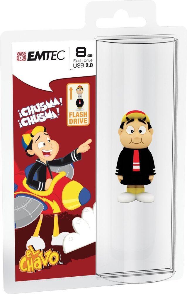 EMTEC Quico El Chavo 8 GB USB 2.0 Flash Drive #Emtec