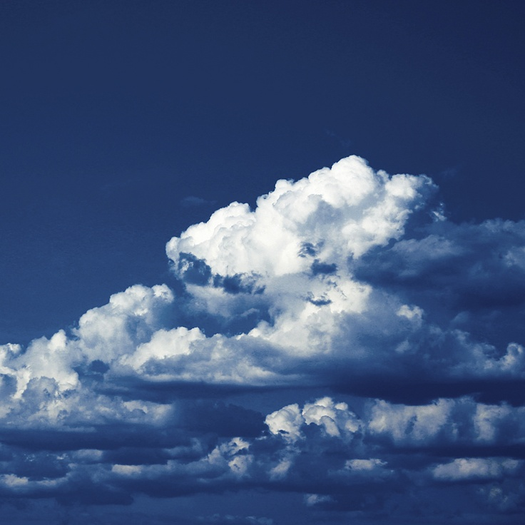 blue, clouds | ©West Kast Pictures