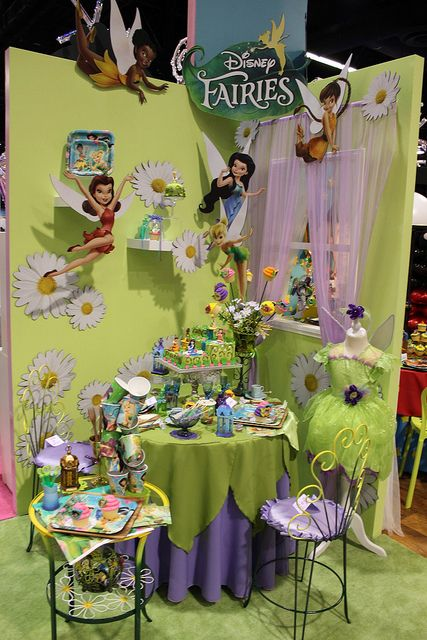 Tinker Bell Party Ideas