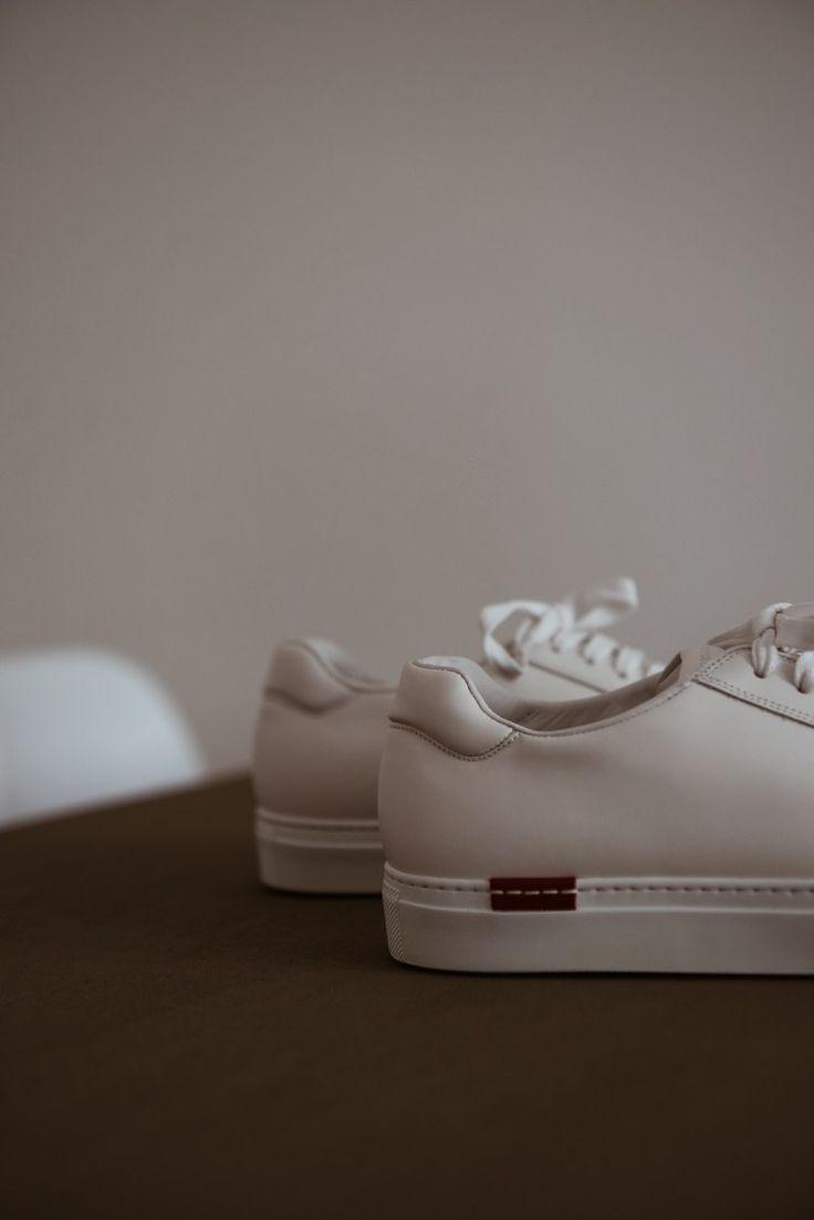 Weiße Sneaker Perfektion: Scarosso Ugo Bianco Sneaker