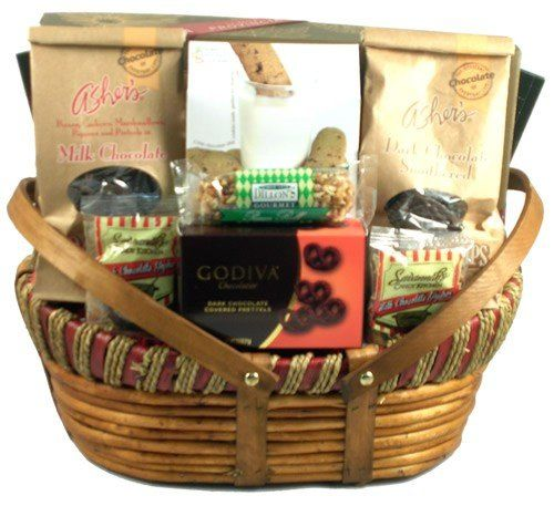 17 Best Ideas About Gift Baskets For Women On Pinterest
