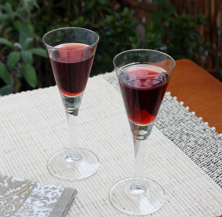 Make this cherry liqueur when cherries are in season and it will be perfect in time for the holidays!