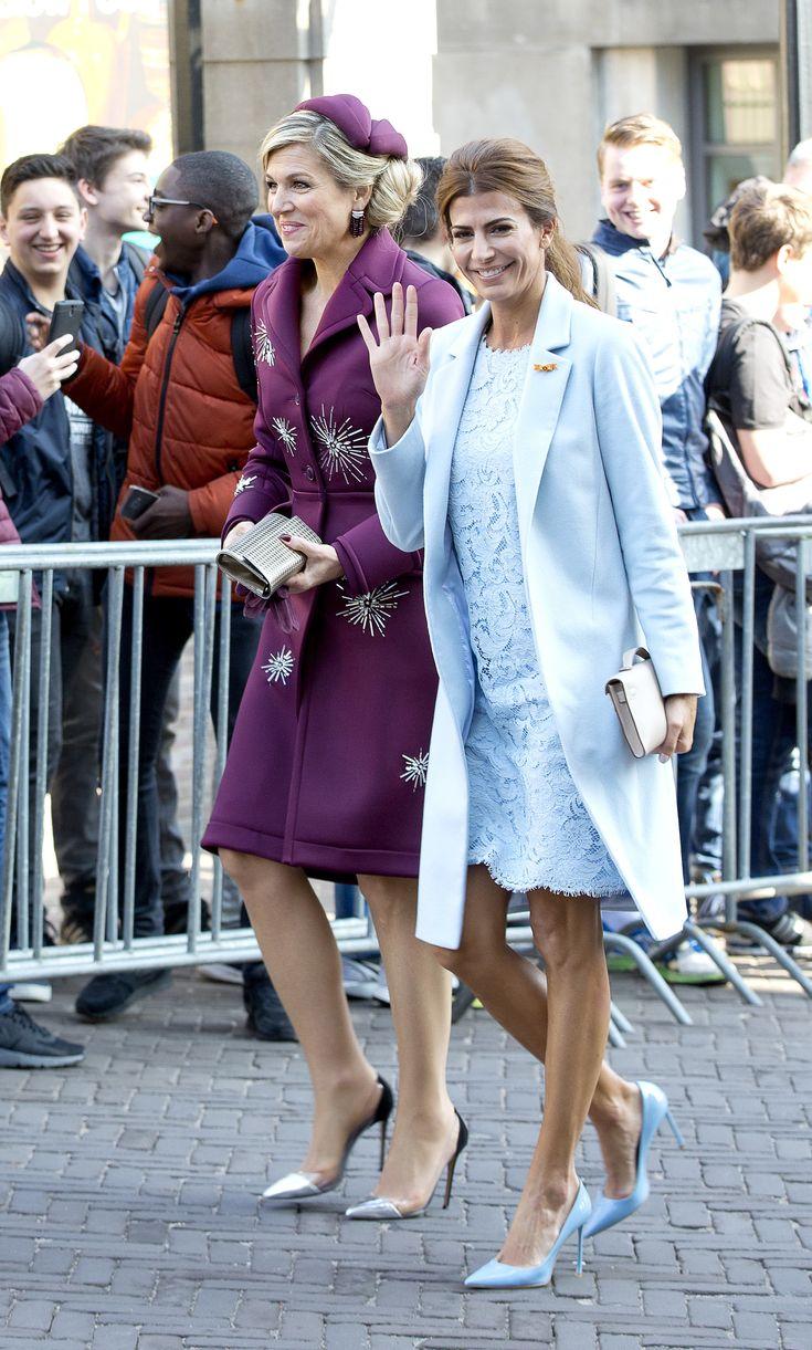 Segunda jornada del encuentro de Juliana Awada con la reina Máxima de Holanda. | Galería de fotos 2 de 17 | Vanity Fair