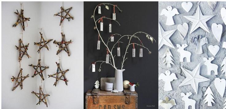 Katarinas Stil: DIY julepynt inspirasjon