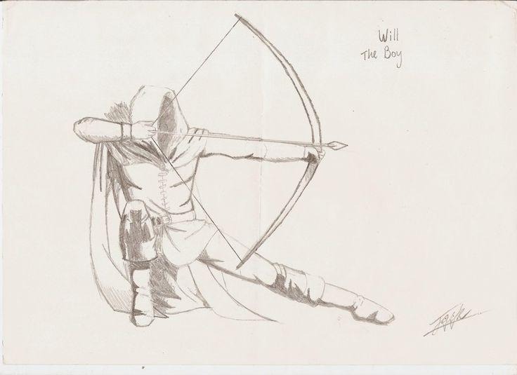 Will (Ranger's Apprentice/Dungeons and Dragons) by TheGreenGentleman10 on DeviantArt