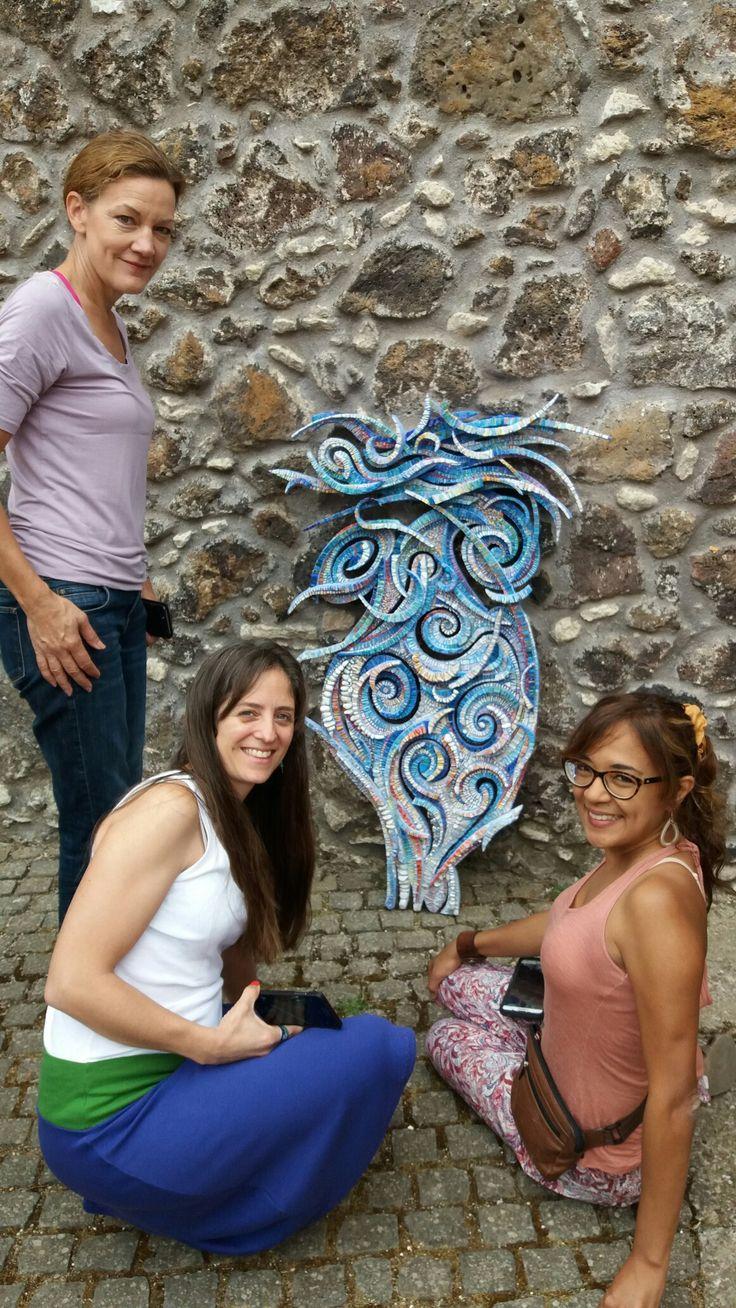 #mosaico #want#invade #overrun #your#sky#mosaique #mosaicworkshop #mozaiksanati #mosaicos #mosaico#corsimosaico #mosaicodinamico ##mosaicopiu #mosaicocontemporaneo #master #masterclass #top #contemporarymosaic #contemporaryart #sculptures #courses #september #tagsforlikes #mosaicart #artist #dynamicart