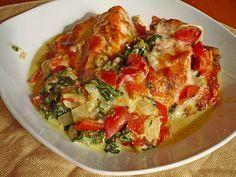 Lachs - Spinat - Auflauf, ein sehr schönes Rezept aus der Kategorie Gemüse. Bewertungen: 80. Durchschnitt: Ø 4,3.
