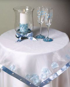 Table decorations do it yourself and decoration on pinterest for Do it yourself table decorations