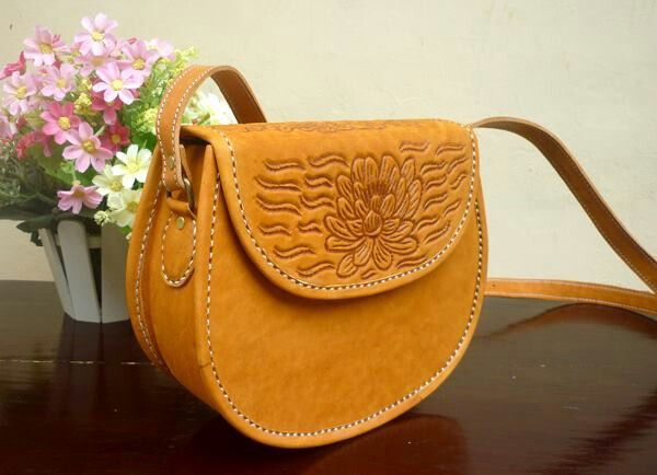 GK011 Premium Leather Bag - IDR 400.000