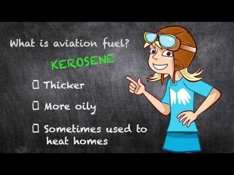 Amy's Aviation: What is Aviation Fuel? (Episode 21) - YouTube