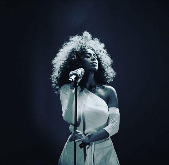 La Muse Noire