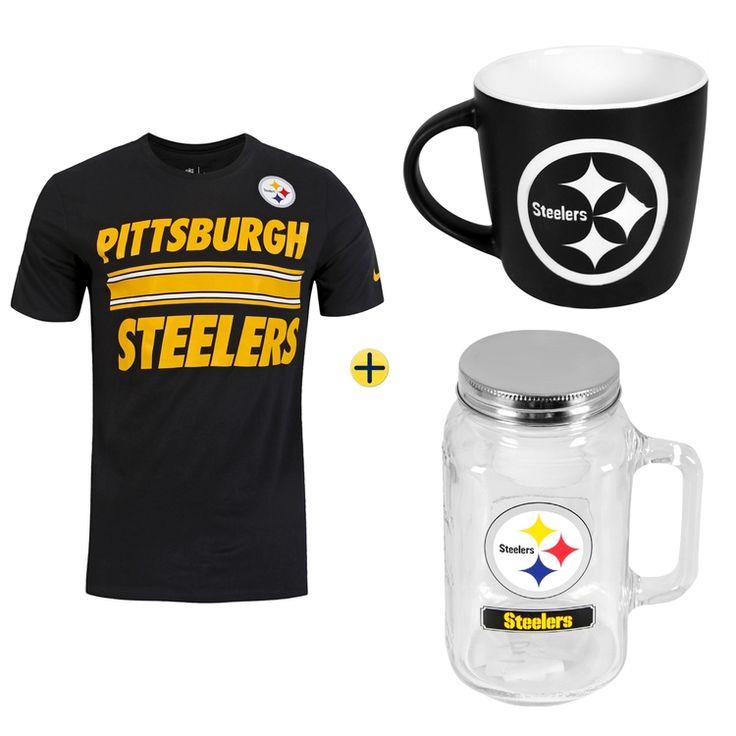 Kit Fan NFL Pittsburgh Steelers I - Tienda NFL