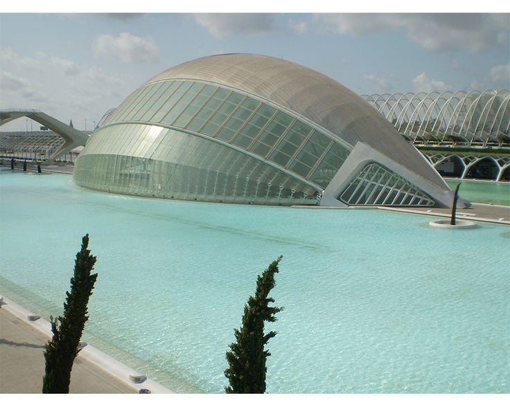 Città delle Arti e delle Scienze Calatrava