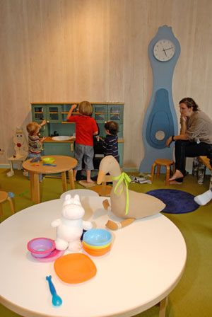 The Heimbold Family Children's Playing & Learning Center @ Scandinavia House - The Nordic Center in America