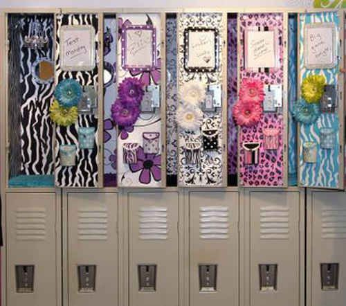 You constantly felt the need to up your locker decoration game. | 13 Reasons High School Was Harder Than It Needed To Be