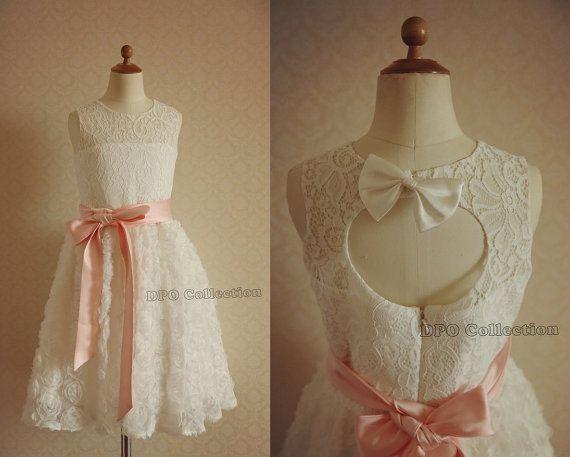 1000  images about Flower girl on Pinterest  Baby girl dresses ...