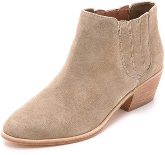 Neutral ankle boots go with everything!