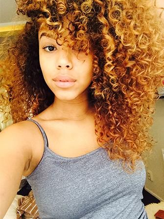 Curly Essence - Laura Lewis | Pinterest | Natural, Curly and Hair style