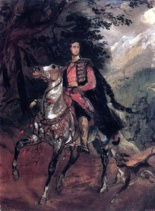 Портрет А.Н. Демидова. Ок. 1831.