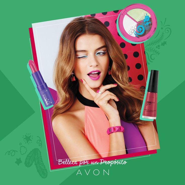 Dejá que los colores fluyan en tu look. ¡Combinalos y divertite!