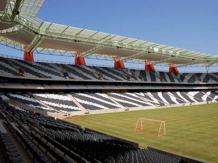 Stadium Mbombela Nelspruit (Sudáfrica)