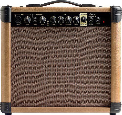 Rocket  GA20A 20W Acoustic Guitar Amplifier - Brown No description (Barcode EAN = 0610074835349). http://www.comparestoreprices.co.uk/december-2016-6/rocket-ga20a-20w-acoustic-guitar-amplifier--brown.asp