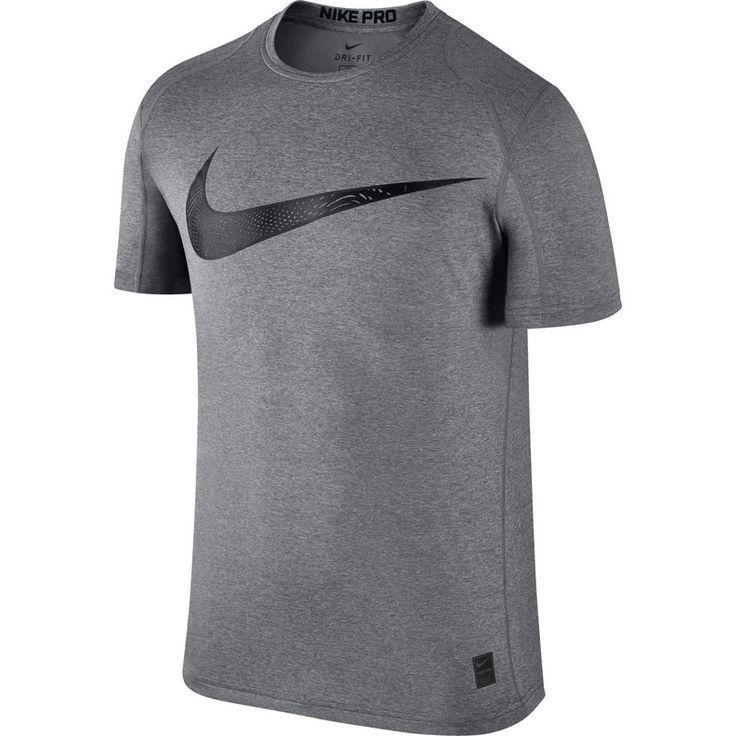 Fitness_habi gym Fitness - T-shirt fitness Nike heren NIKE - Fitnesskleding