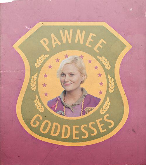 Leslie Knope, Pawnee Goddesses