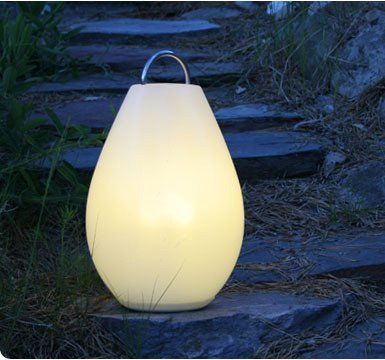 More Eco-Friendly Outdoor Lighting: Solar & LEDs