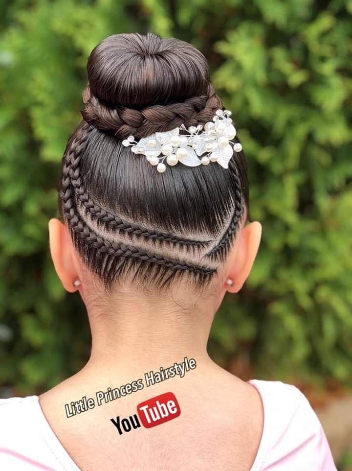Pin De Yildriani Nisbeth Duran En Diario De Peinados Peinados Modernos Con Trenzas Trenzas De Ninas Peinados Con Trenzas Faciles