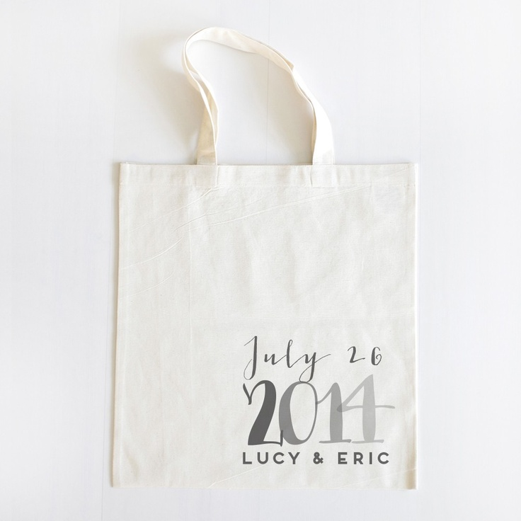New Lucy Wedding Tote Set of 20! On sale for $100.00