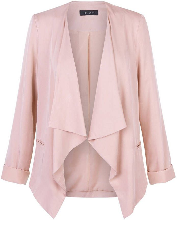 veste rose new look