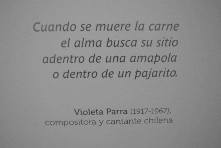 Violeta Parra, El Rin del Angelito