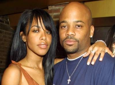 aaliyah and damon dash   Aaliyah et Damon Dash