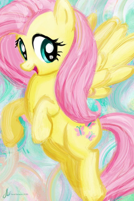 Hey, diesen tollen Etsy-Artikel fand ich bei https://www.etsy.com/de/listing/246775859/fluttershy-my-little-pony-friendship-is
