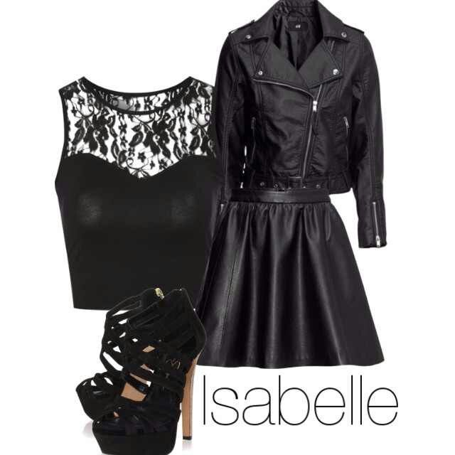 Isabelle Lightwood ~ The Mortal Instruments City of Bones <3
