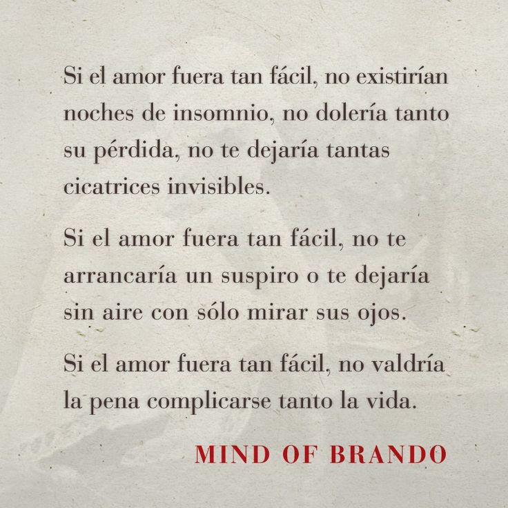 Mind of Brando - Cartas al tiempo