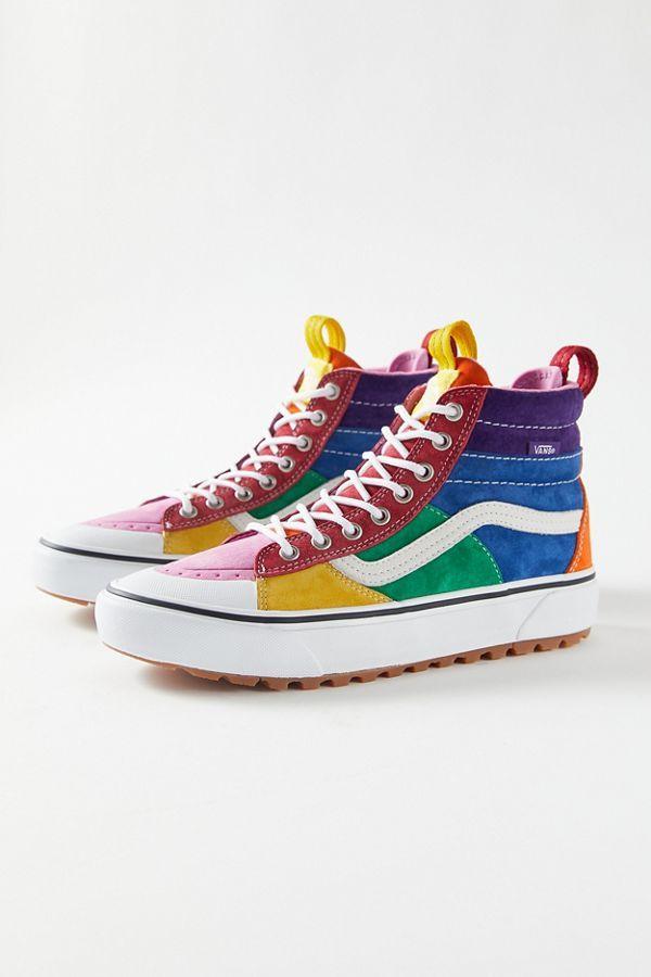Vans Sk8 Hi Mte 2 0 Dx Sneaker In 2020 Vans Shoes Women Mens Vans Shoes Vans Sk8