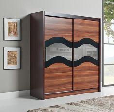 šatní skříň s posuvnými dveřmi ALMA l